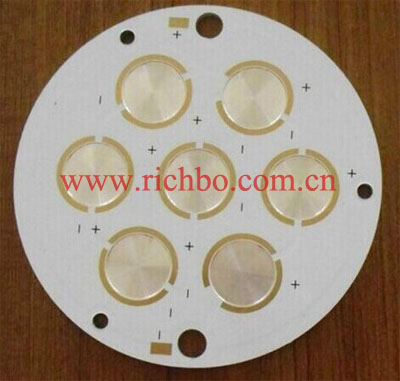 Power LED ( COB Alu core PCB)